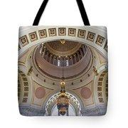 Washington State Capitol Building Rotunda Tote Bag