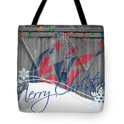 Washington Wizards Tote Bag
