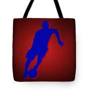 Washington Wizards John Wall Tote Bag
