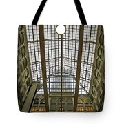 Inside The Old Post Office Tote Bag