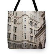 Washington Buildings Tote Bag