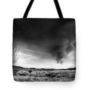 Washoe Clouds Tote Bag
