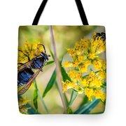 Wasp 2 Tote Bag