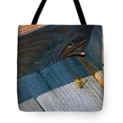 Wasp 4 Tote Bag