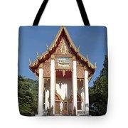 Wat Burapa Ubosot Dthu400 Tote Bag