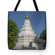 Wat Duang Dee Phra Chedi Dthcm0299 Tote Bag