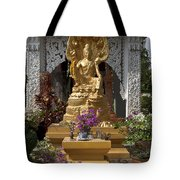 Wat Luang Buddha Image Dthu029 Tote Bag