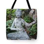 Wat Pho Tote Bag