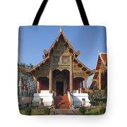 Wat Phra Singh Phra Ubosot Dthcm0246 Tote Bag