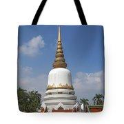 Wat Phrasri Mahathat Phra Chedi Srimahatha Dthb1473 Tote Bag