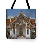 Wat Phrasri Mahathat Ubosot Dthb1464 Tote Bag