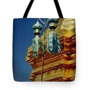 Wat Phrathat Doi Suthep  Tote Bag