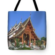 Wat Phuak Hong Phra Wihan Dthcm0581 Tote Bag
