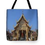 Wat Saen Muang Ma Luang Phra Wihan Dthcm0618 Tote Bag