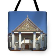 Wat Thewasunthon Preaching Hall Or Sala Kan Prien Dthb1422 Tote Bag
