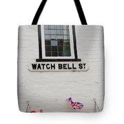 Watch Bell Street Rye Tote Bag