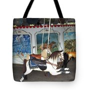 Watch Hill Merry Go Round Tote Bag