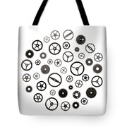 Watch Parts Tote Bag