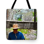 Watch Your Head Tote Bag