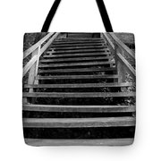 Watch Your Step Tote Bag