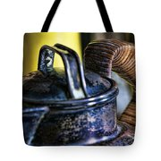 Watched Pot Tote Bag