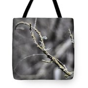 Watcher In The Woods Tote Bag