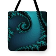 Watchers On The Chalcedony Slide Tote Bag