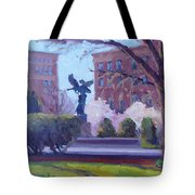 Watching Over Me Tote Bag