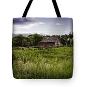 Watching You From Afar Tote Bag