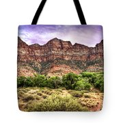 Watchman Trail - Zion Tote Bag