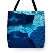 Water Abstract 2 Tote Bag