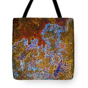 Water Abstract Tote Bag