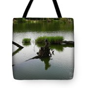Water Art Tote Bag