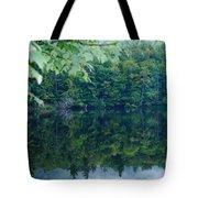Water At Peace Tote Bag