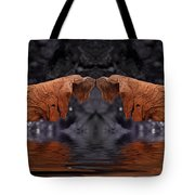 Water Blessing Tote Bag