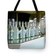 Water Bottles Tote Bag