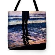 Water Color Echos Tote Bag