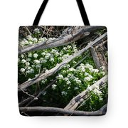 Water Cress Tote Bag