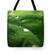Water Diamonds Tote Bag
