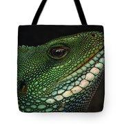 Water Dragon Face Vietnam Tote Bag