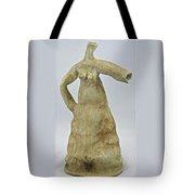 Water Dress Tote Bag