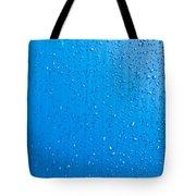 Water Drops Tote Bag