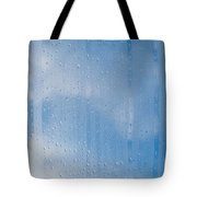 Abstract Of Condensation And Vapor Tote Bag