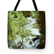 water fall Lolo pass 2 Tote Bag