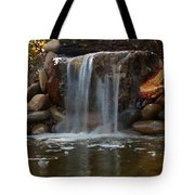 Water Feature Art Tote Bag