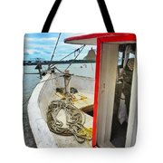 Water Festival  Beaufort South Carolina  Tote Bag