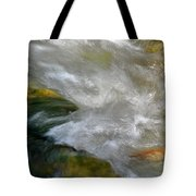 Water - Flow Of Life 1 Tote Bag