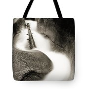 Water Flume  Tote Bag
