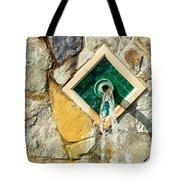 Copper Spout Tote Bag