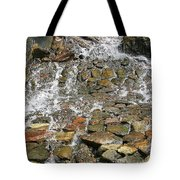 Water From A Stone Tote Bag